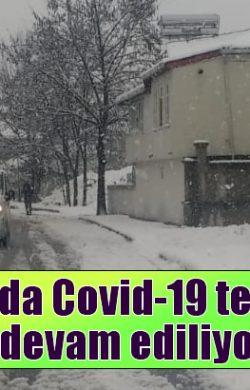 Her koşulda Covid-19 tedbirlerine devam ediliyor