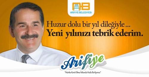 Başkan Karakullukçu'dan yeni yıl mesajı..