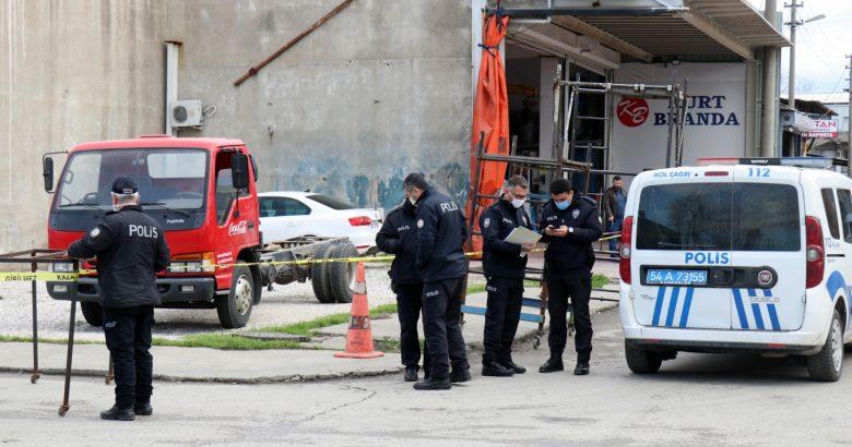 Ekişehir Sanayi sitesinde silahlı kavga: 1 yaralı