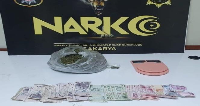 Bir ayda 18 kişi uyuşturucudan tutuklandı