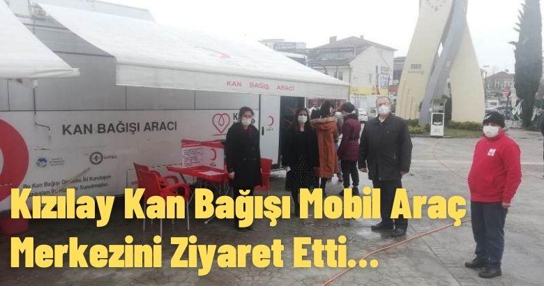 Arifiye İlçemizde Kan bağışı kampanyasına katkı sağlayan vatandaşlara teşekkür…