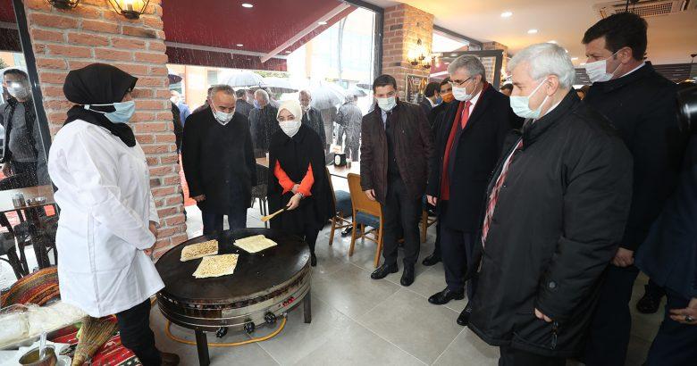 """""""Sakarya'nın yöresel ürünleri Türkiye'ye ve dünyaya tanıtılacak"""""""