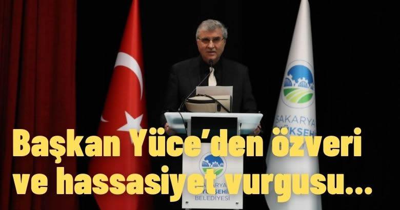 """""""Büyükşehir tam kapanmada 24 saat esasıyla çalışacak"""""""