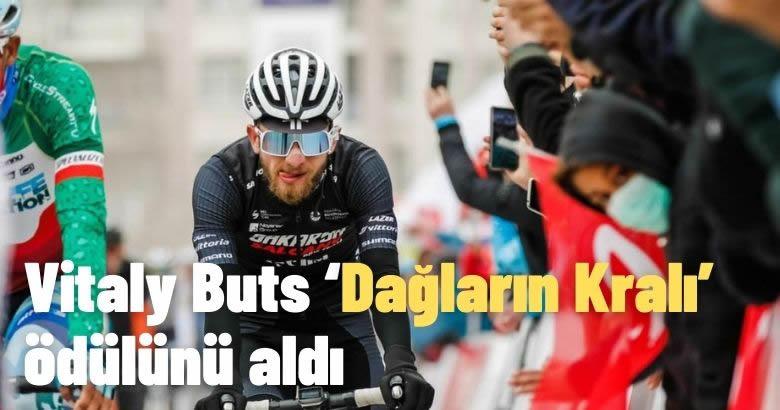 Vitaly Buts 'Dağların Kralı' ödülünü aldı