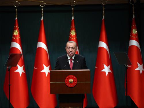 Cumhurbaşkanı Erdoğan Kademeli Normalleşmeyi açıkladı