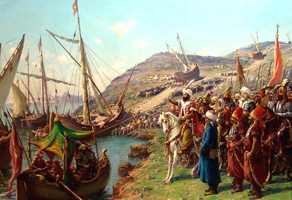 İstanbul'un Fethinin 568.yılı