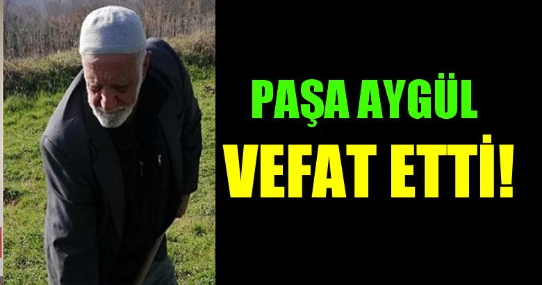 HÜSEYİN AYGÜL'ÜN  ACI GÜNÜ!..