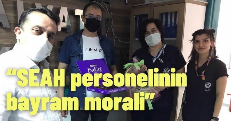 SEAH personelinin bayram morali