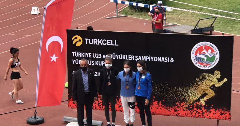 Balkan Atletizm Şampiyonası'nda Ülkemizi Temsil Edecekler