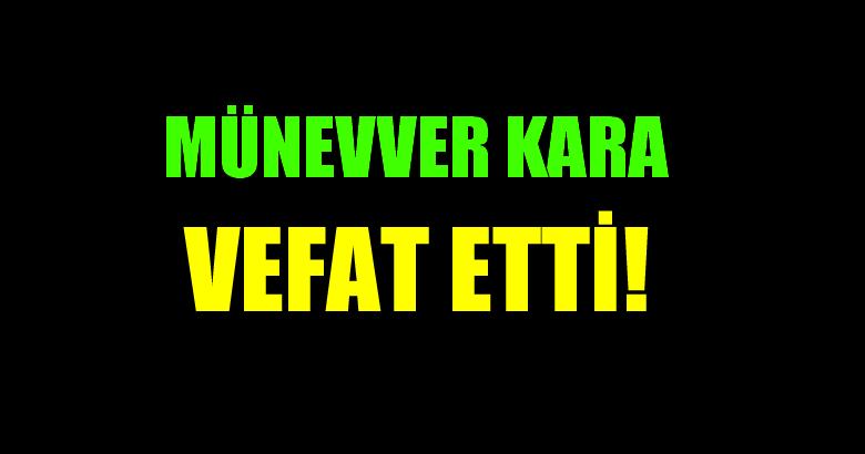 KARA AİLESİNİN ACI GÜNÜ!..