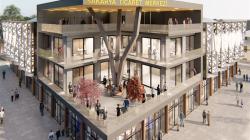 Ticaret Merkezi ihalesinin üçüncü etabı yapılacak