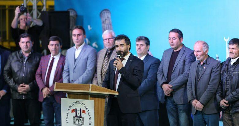 Erzurumlular Dernek Başkanlığına Akif Akyürek Yeniden Aday