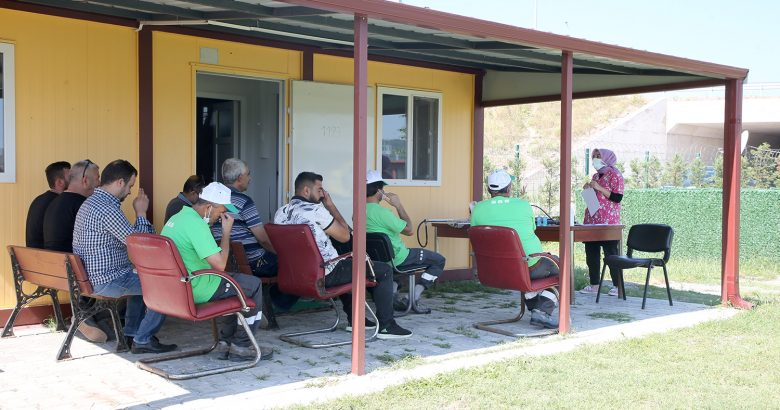 Büyükşehir Kurban Bayramı öncesi seminerlerini sürdürüyor