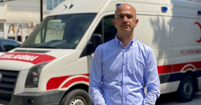 Serbes: İlçe hastanelerindeki eksiklikler acilen giderilmeli