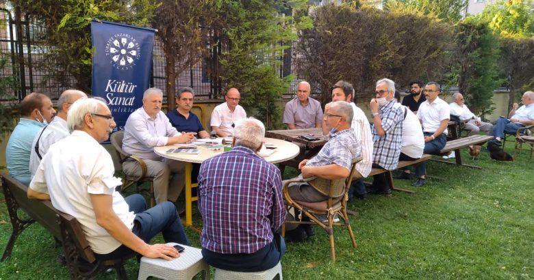 TYB Sakarya'da Yeni Başkan Fahri Tuna