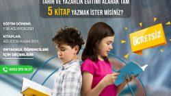 Gençler Tarih Yazıyor, Gençlik Spor Bakanlığı Kitapları Basıyor