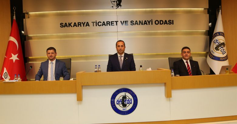 SATSO Ağustos Ayı Olağan Meclis Toplantısı Gerçekleştirildi