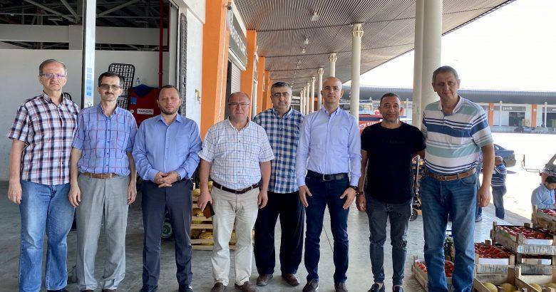 Serbes:Büyükşehir Hal yönetimini özel şirketten alıp kendi işletmeli