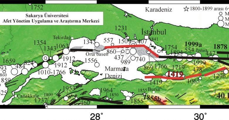 SAÜ'den 17 Ağustos Depremi ve Afet Çalışmaları Raporu