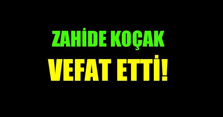KOÇAK AİLESİNİN ACI GÜNÜ!..