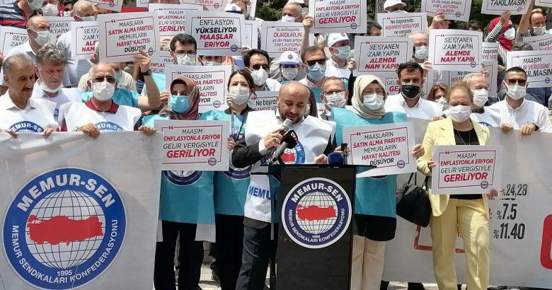 Murat Mengen 6. Dönem Toplu Sözleşme Taleplerini Açıkladı