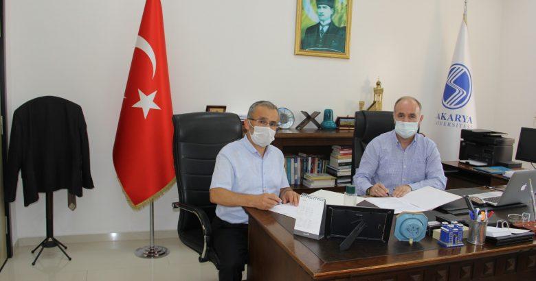 SAÜ İlahiyat Fakültesi ve İlim Yayma Cemiyeti Protokol İmzaladı