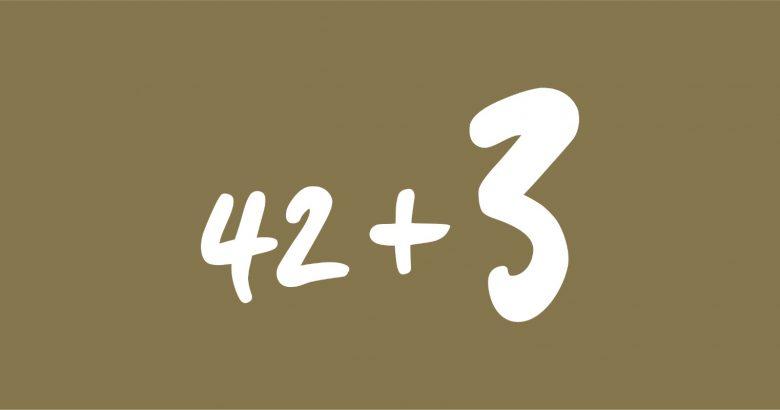 SUBÜ 42+3. yılını video ile kutladı