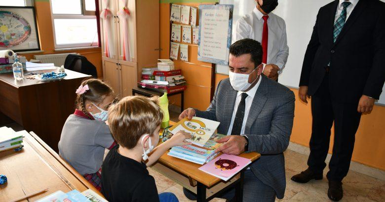 Sakarya'da Yüz Yüze Eğitimde Uyum Haftası Heyecanı