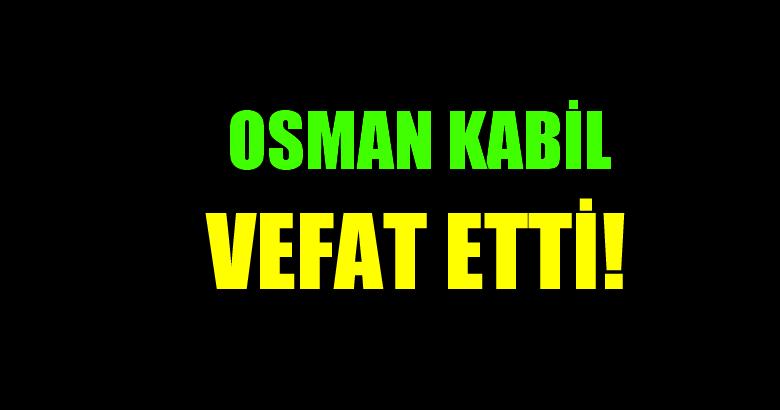 KABİL AİLESİNİN ACI GÜNÜ!..