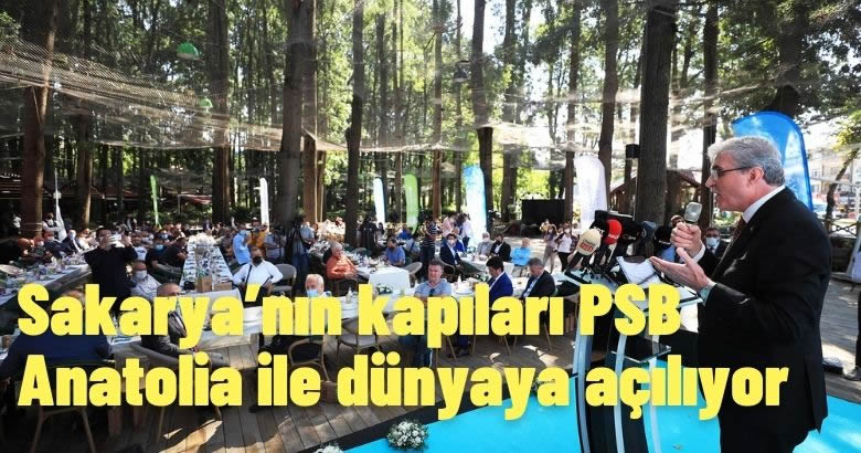 """""""Süs bitkiciliği festivalimiz, PSB Anatolia ile uluslararası statü kazandı"""""""