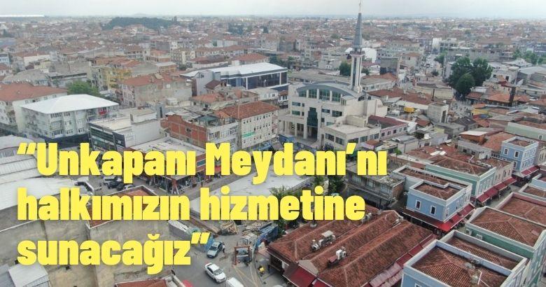 Başkan Ekrem Yüce, mecliste o iddialara cevap verdi.