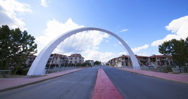 Büyükşehir'den  yeni köprü