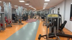 SUBÜ Fitness Salonu çalışmaya başlıyor