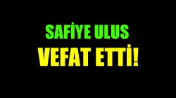 ULUS AİLESİNİN ACI GÜNÜ!..