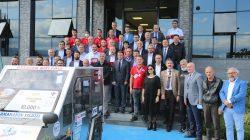 E-Motat Aracı SATSO'da Tanıtıldı